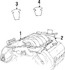 parts com® jaguar xk8 engine mounting oem parts 1999 jaguar xk8 base v8 4 0 liter gas engine mounting