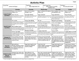 sample lesson plan outline creative curriculum for preschool lesson plan templates business