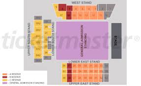 Allstate Arena Seating Chart Ed Sheeran United Center Rows Online Charts Collection