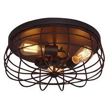 industrial lighting bare bulb light fixtures. Awesome Industrial Style Flush Mount Lighting Fashion Semi Ceiling Lights Rhsavitatruthcom Bare Bulb Light Fixtures D