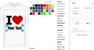 Make Your On Shirt Personalised T Shirts As Individual As You Are Uk