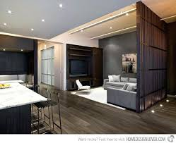 living room dividers ideas open layout living room partition ideas singapore