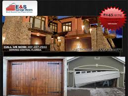 e and s garage doors image gallery