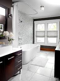 bathrooms ideas. Black And White Bathroom Ideas Inside The Most Stylish Designs Intended For Wish Bathrooms N