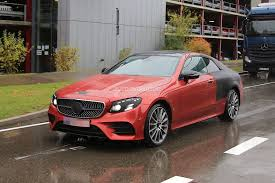 2018 mercedes benz coupe. brilliant coupe 2018 mercedesbenz eclass coupe prototype in mercedes benz coupe