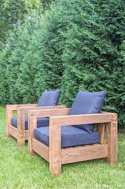 outdoor patio chairs plans club