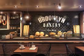 optic media – d visualisatie en webdesign – bakery concept  d