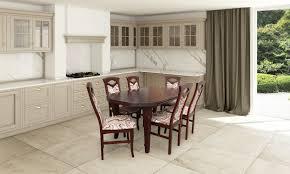 Klassische Klassische Design Holztisch Tisch Mit Tische