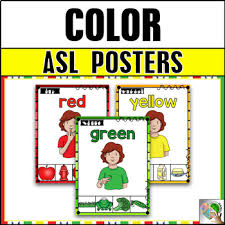 Collection by me • last updated 5 days ago. Asl American Sign Language Color Posters By Teacher Jeanell Tpt