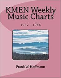 Kmen Weekly Music Charts 1962 1966 Frank W Hoffmann