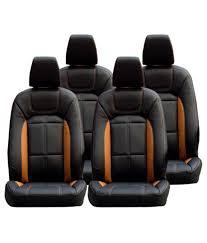 elaxa black car seat cover for honda civic
