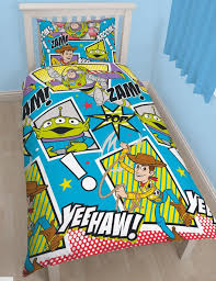 toy story kids childrens single duvet cover quilt cover bedding set