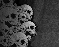 hd wallpaper background image id 67635 1280x1024 dark skull