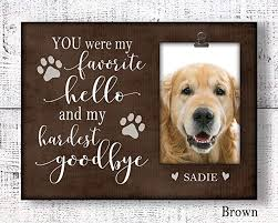 image unavailable image not available for color pet sympathy gift loss