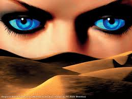 Blue Eyes Hd Desktop Wallpaper 20733 Baltana