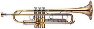 yamaha xeno trumpet. yamaha pro xeno trumpet silver gold/brass bell. hover to zoom
