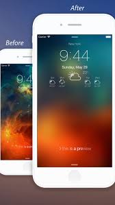 Weather Lock Screen Customize your Lock Screen Backgrounds with