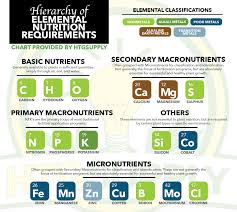 Plant Nutrient Deficiency Chart Identify Plant Nutrient Deficiencies And Treatments Htg Supply