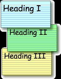 How To Format Headings In Apa Style Jeps Bulletin