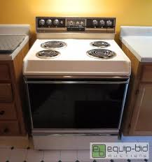 roper gas stove. Exellent Gas Roper Electric Stove  IN CAHootz Huge High End Estate Auction EquipBid Intended Gas O