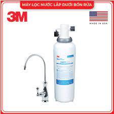 MLN LẮP DƯỚI BỒN RỬA 3M FF100 + VÒI 3M | Máy lọc nước 3M Việt Nam