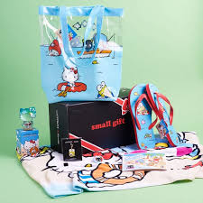 the box loot crate sanrio crate