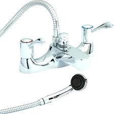 tub faucet with hand held shower attached hand held showers that attach to tub faucet bathtub