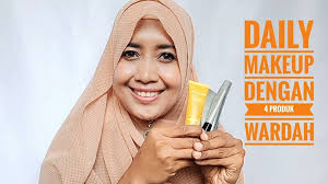 make up natural hijab make up natural hijab untuk aktivitas sehari hari jurnal