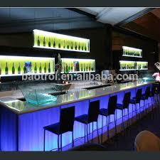 mercial Bar Counter Luxury Modern Design Bar Furniture Buy