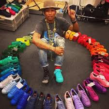 adidas pharrell. with pharrell\u0027s help, adidas had its most profitable year yet (and we spoke to the woman behind it all) pharrell