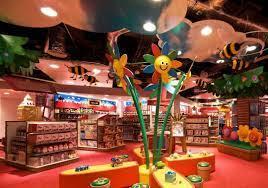 Kinh nghiệm thiết kế cửa hàng đồ chơi trẻ em tiết kiệm, hiệu quả