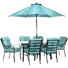 outdoor table with umbrella hole small patio dining sets small patio table with umbrella hole large