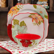 pioneer woman dishes walmart. here are some of the great deals we found: this poinsettia 12-piece dinnerware set is marked down from $34.97 to $24.97. pioneer woman dishes walmart