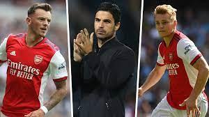 Arsenal's summer transfer window ...