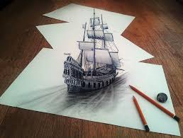 3d pencil drawings 113