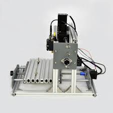 cnc 2417 mini metal engraver pcb milling machine diy mill router kit usb desktop 1 of 11free see more