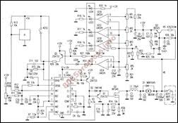 electronic circuits 8085 projects  blog archive electric electric bicycle controller circuit 1