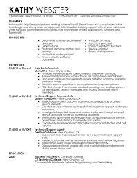 Help Desk Technician Resume Help Desk Technician Resume Theailene Co