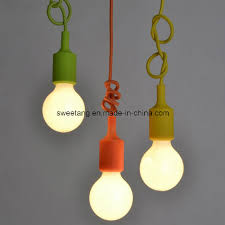 kids pendant lighting. Simple PVC Chandelier Light Pendant Lamp For Kids Bed Room Lighting