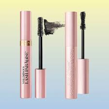both these mascaras will give you long defined lashes thanks to their hourgl brushes and lash boosting formulas but lash paradise is a bit more