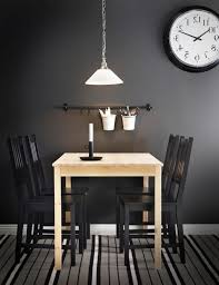 dining room lighting ikea. Dining Room Lighting Ikea Light Fixtures For Low Ceilings With Wall Clock And Black Paint Color Schemes Photos I
