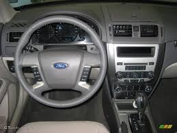 2011 Ford Fusion Warning Lights 2011 Ford Fusion Sel V6 Medium Light Stone Dashboard Photo
