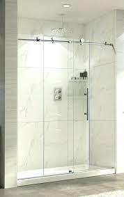 bathtub with glass doors frameless bathroom glass door small images of bathroom sliding glass door bathroom