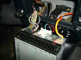 hu install in 2000 ex ford explorer and ford ranger forums i had connected my wiring harness from crutchfield to the stereo harness ahead of time according to the wiring diagrams included