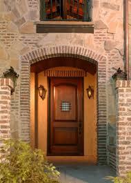 unique front doorsCreate Unique Curb Appeal with Old World Front Doors