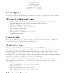 Good Objectives For Resume Resume And Objective Teaching Skills For