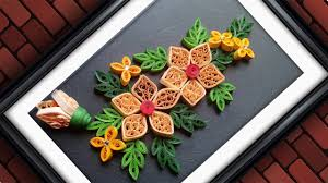Small Picture Quilling Designs Wall Decorating Ideas DIY Paper Crafts