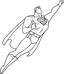 We do not intend to infringe any legitimate intellectual right, artistic rights or copyright. Superman Coloring Pages Coloring Rocks