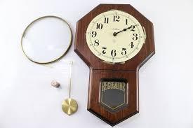 image is loading vintage seth thomas regulator collectible style wall clock