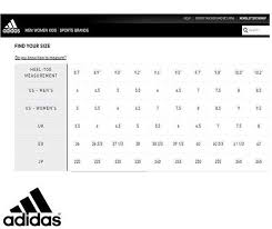 Adidas Japan Shoe Size Chart People In Spore Can Now Order Valentines Day Adidas